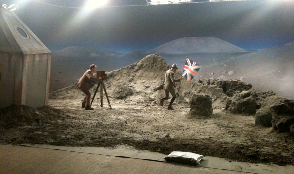 moon landing set - photo #8